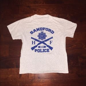 Sandford Police T-Shirt